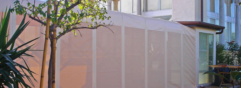 2VRent verkoop en verhuur van luxetenten - Tunneltent